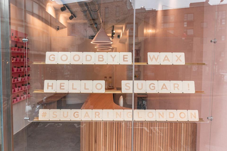 Sugaring London – Shoreditch, 105 Redchurch Street, London